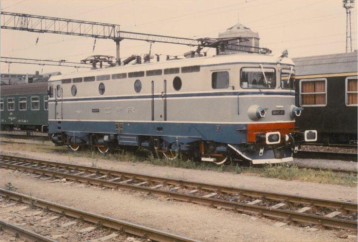 Timişoara, le 18 août 1982. CFR 040-EC-071