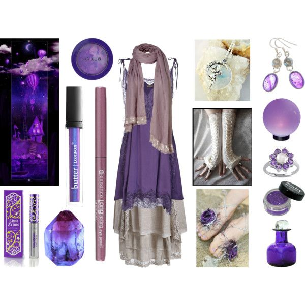 Dream Weaver by maggiehemlock on Polyvore featuring mode, Galliano, Amaya, CO, Miadora, Fat Face, Butter London and Stila