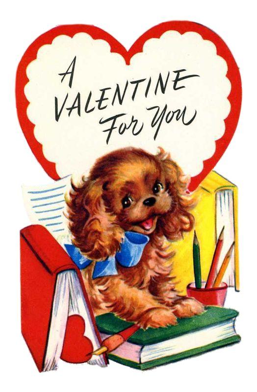 2229 best images about Vintage Valentine Images – Huge Valentine Cards