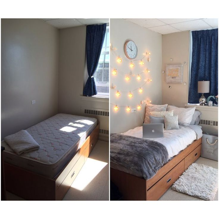 15 Insanely Cute Dorm Room Transformations To Strive With Your Roommate