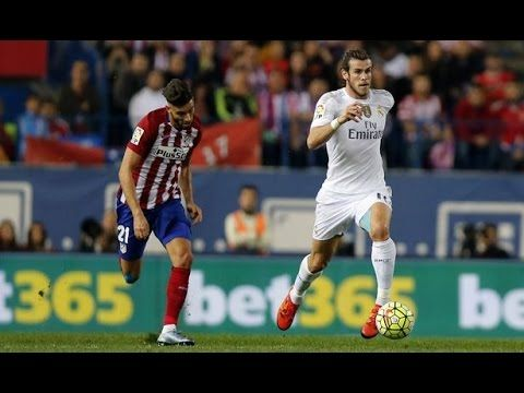 Gareth Bale vs Atletico Madrid | Final Champion League 2016