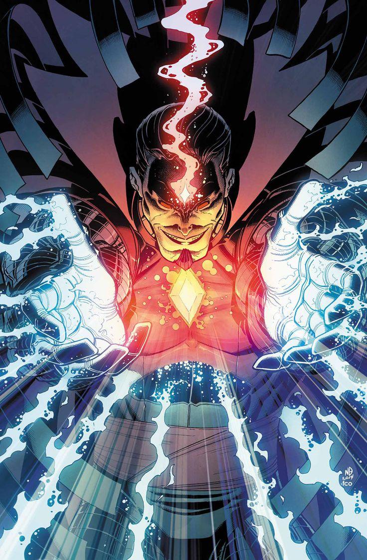 Mr. Sinister - Marvel comics