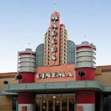 Movie theater near metro