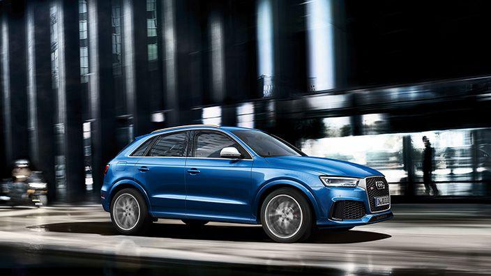 Audi RS Q3 to moc w czystej postaci. Ten model osiągnął kolejny poziom w segmencie kompaktowych SUV-ów o wysokiej wydajności.