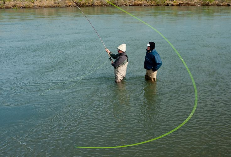 All About Spey Fishing