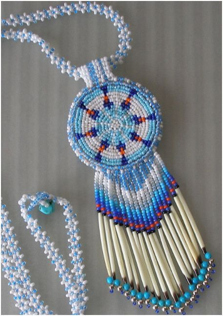51 Best Images About Beadwork Rosettes On Pinterest