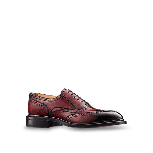 El regalo de Navidad para Hombre - Richelieu Saint Georges  Hombre Zapatos  | LOUIS VUITTON