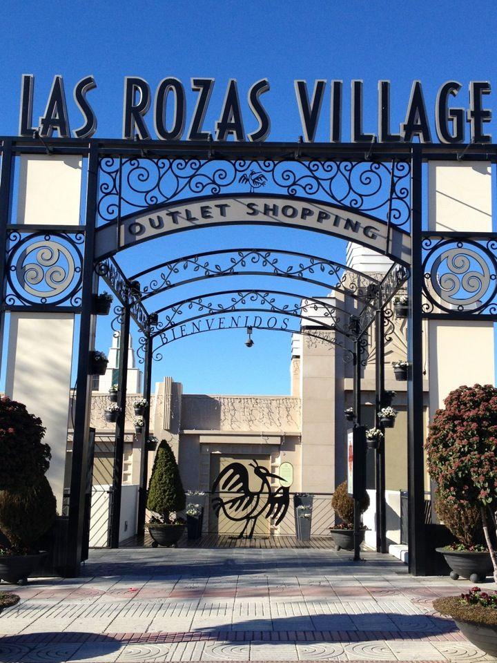 las rozas village chic outlet shopping em las rozas