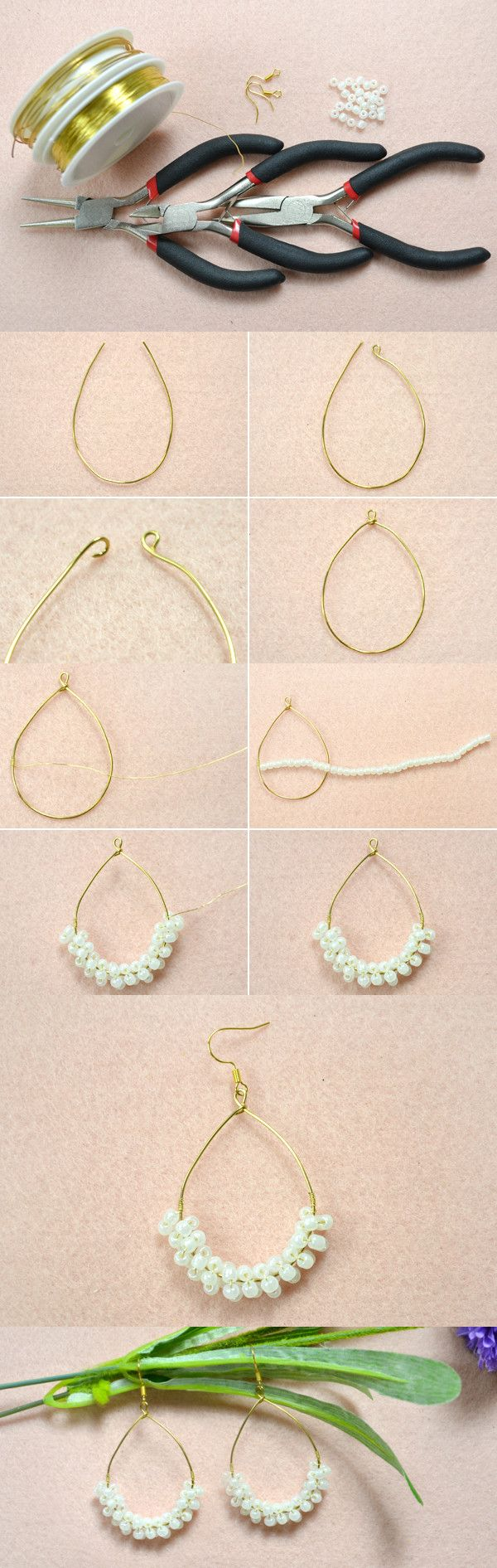 94 best DIY Jewelry images on Pinterest | Jewelry, Earrings and ...