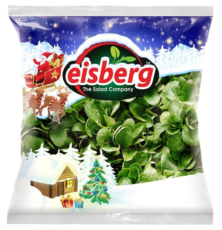 EISBERG SALAD SWITZERLAND WINTER EDITION 2011