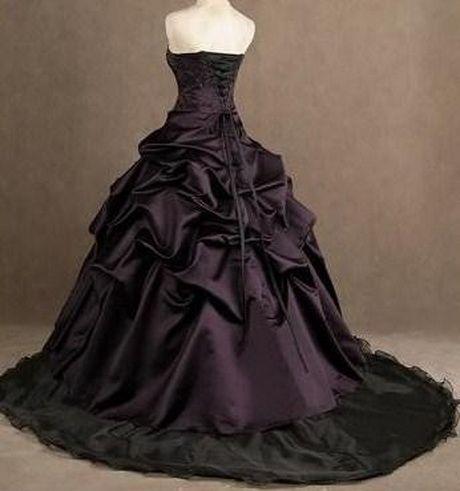 Gothic trouwjurken