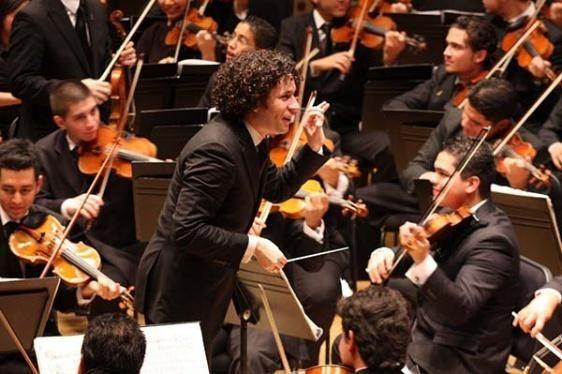 Dudamel dirigirá concierto de Año Nuevo en Viena
