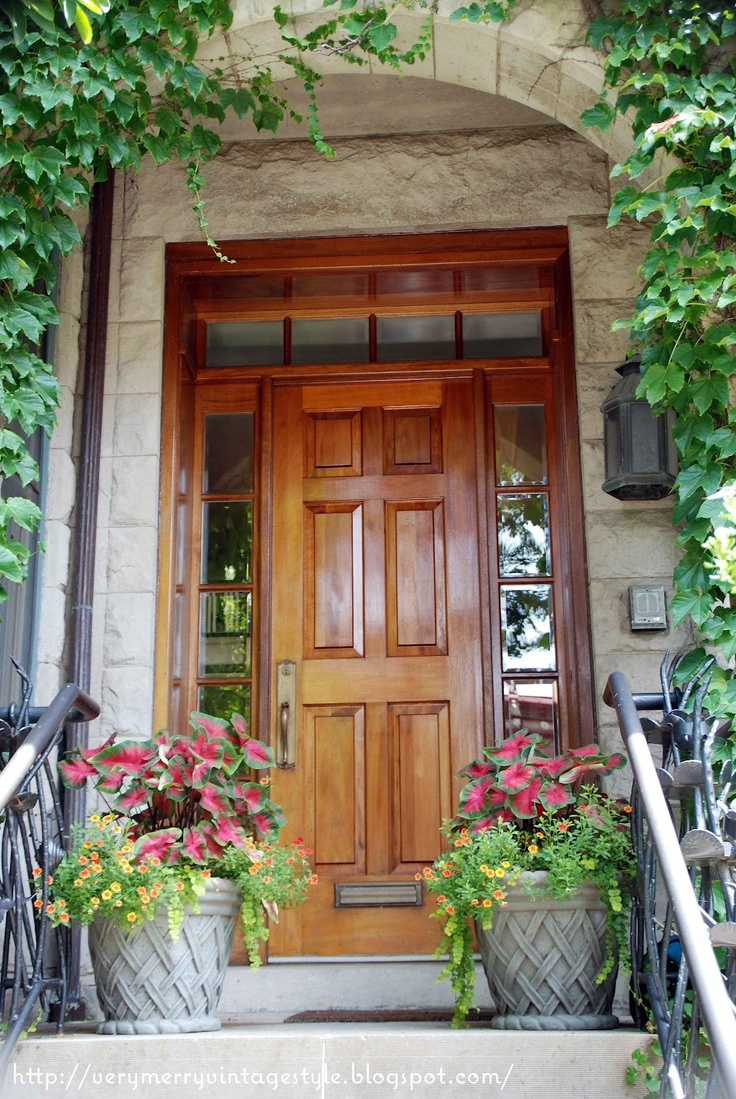 31 best Entry Ideas for the House images on Pinterest | Black front ...