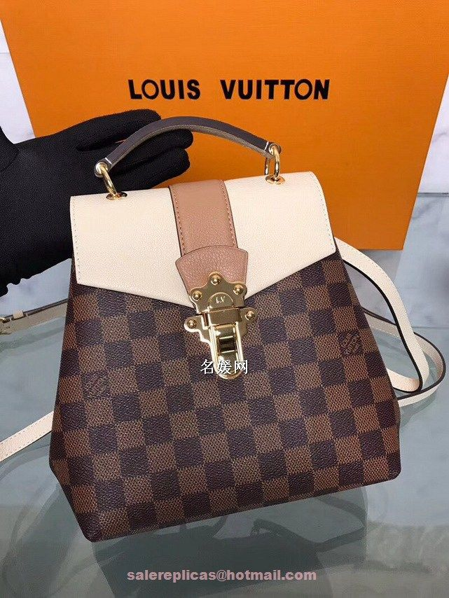 Louis Vuitton Clapton Backpack N42259  37fd4fe1db140