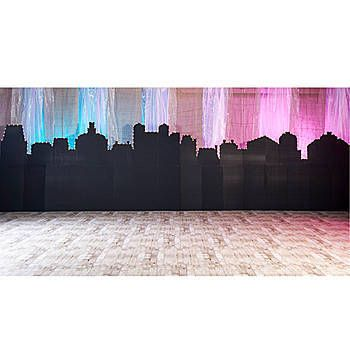 Use our pretty Paris lighted skyline decoration to add a special touch to party decor.