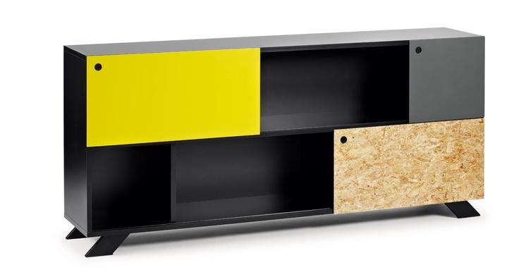 JENSENplus - Friis og Moltke Design - K2 - Skænk