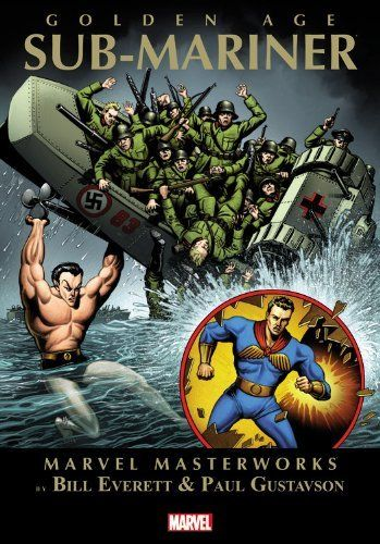 Marvel Masterworks: Golden Age Sub-Mariner - Volume 1 by Ray Gill. Save 4 Off!. $28.87. Author: Bill Everett. Publisher: Marvel; First Edition edition (December 12, 2012). Series - Marvel Masterworks. Publication: December 12, 2012