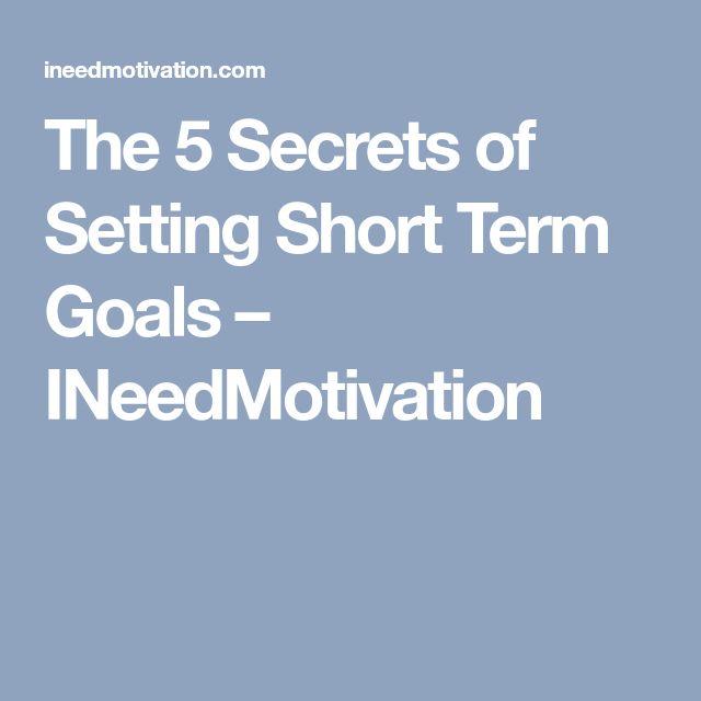 short term goal ideas xv-gimnazija