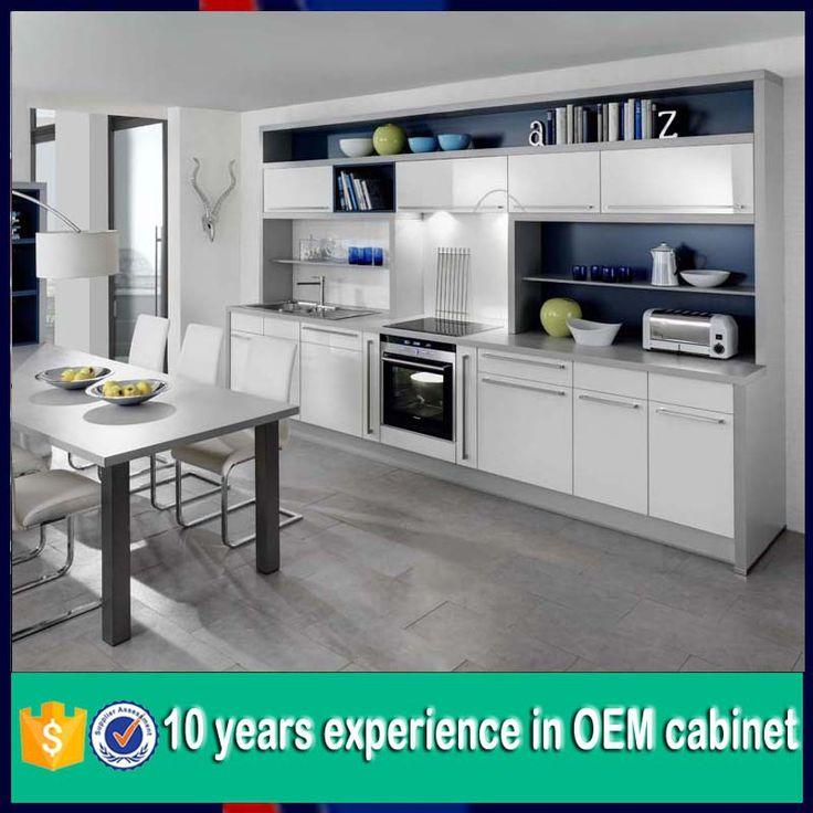 Gloss Black Kitchen Cabinets: 1000+ Ideas About High Gloss Kitchen Cabinets On Pinterest
