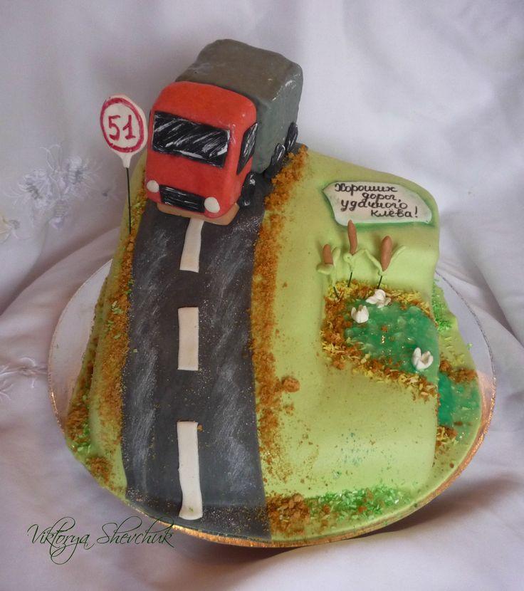 торт для водителя картинки здесь работать