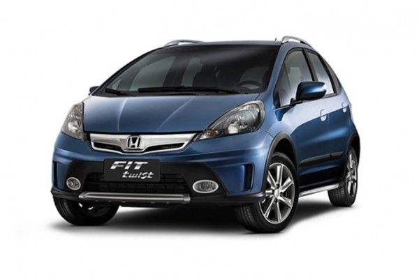 #2013 #Honda #Fit #Twist #Crossover says no soup for you United States