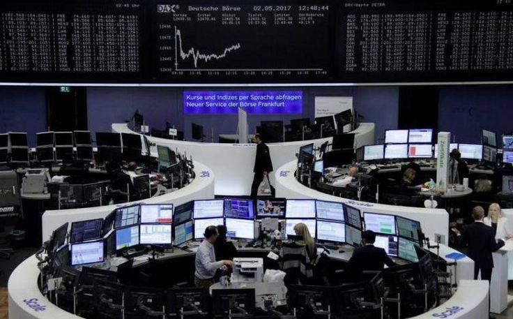 Global stocks struggle, dollar gains ahead of Fed decision