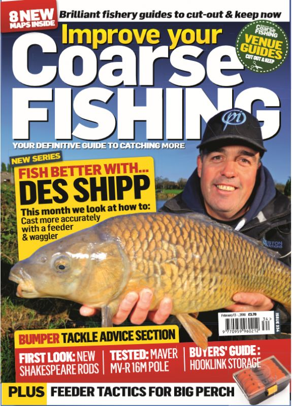 Improve Your Coarse Fishing – issue 334
