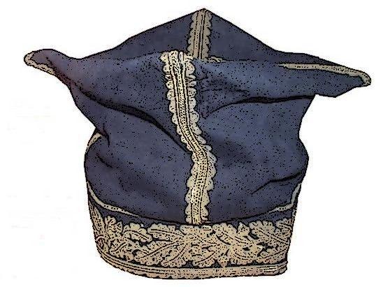 Confédératka Général Chartrand 1813