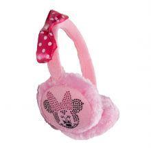 Aparatori urechi Minnie Mouse - roz