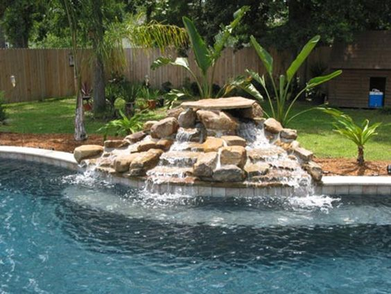 136 Best Backyard Pool Ideas And Designs Images On Pinterest Above Ground Swimming Pools
