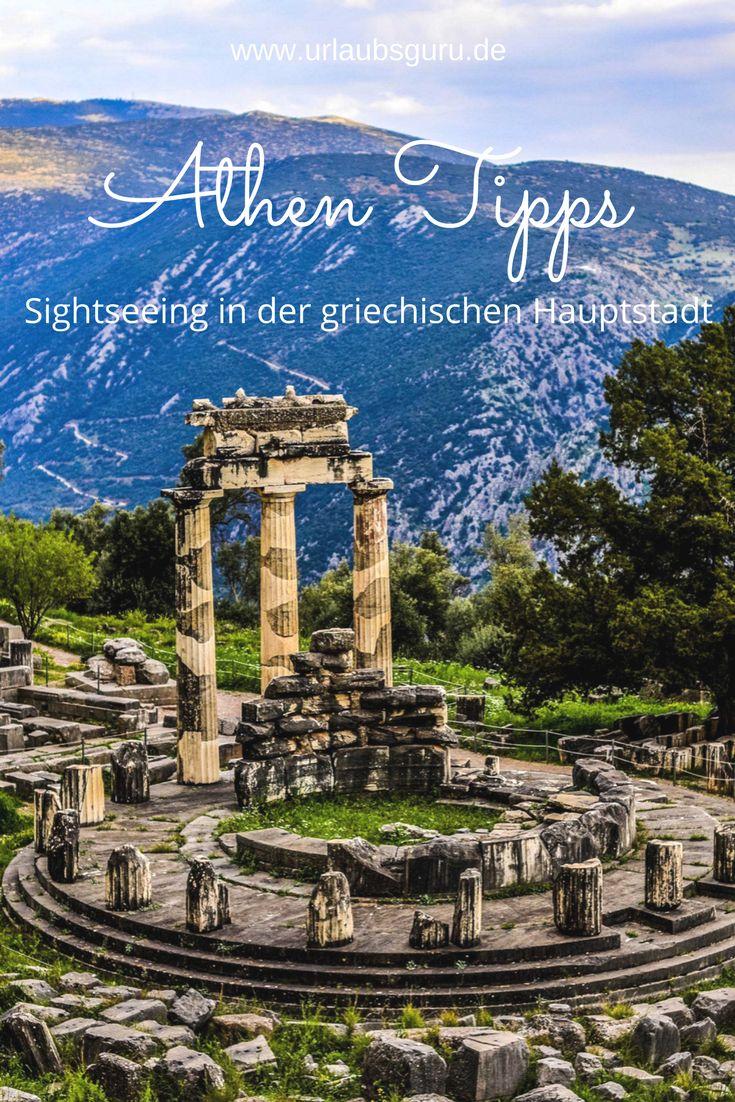 Die griechische Hauptstadt Athen glänzt mit ihrer Vielfalt. Hier erfahrt ihr, was die pulsierende Metropole alles zu bieten hat!