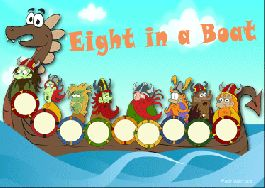 Eight in a Boat - A Classic Problem Solving Activity
