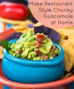 homemade-chunky-guacamole-recipe