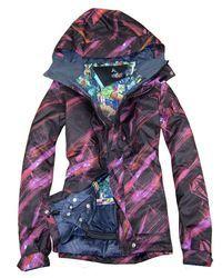 Online Shop FREE SHIPPING,NEW ARRIVE! Hot Original winter Woman winter skiing /snowboarding jacket ,ski coat+Black pink wind|Aliexpress Mobile