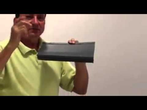 GUTTER GUARD REVIEW TOLEDO by gutter installation company. YouTube 419-496-8950 http://guttermangutters