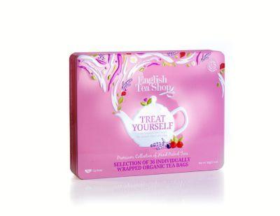 Tee-Geschenkbox von English Tea Shop: Perfekt als Geschenk für Teeliebhaber!