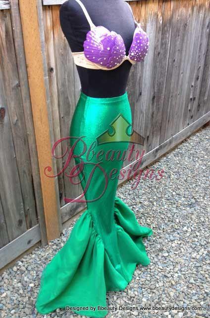 Ariel de kleine zeemeermin kostuum staart door BbeautyDesigns