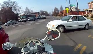 Good Bikers (GB): Steering Through Sticky Situations : Intersection ...