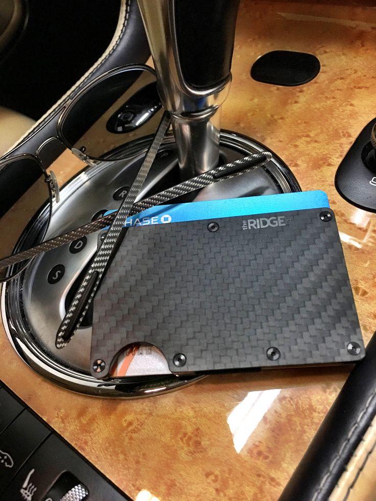Carbon Fiber wallet from Ridge Wallet