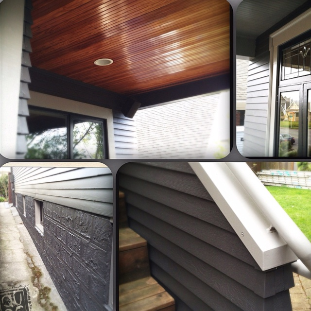 76 best images about exterior house on pinterest exterior colors paint colors and house plans - Wood paint exterior plan ...