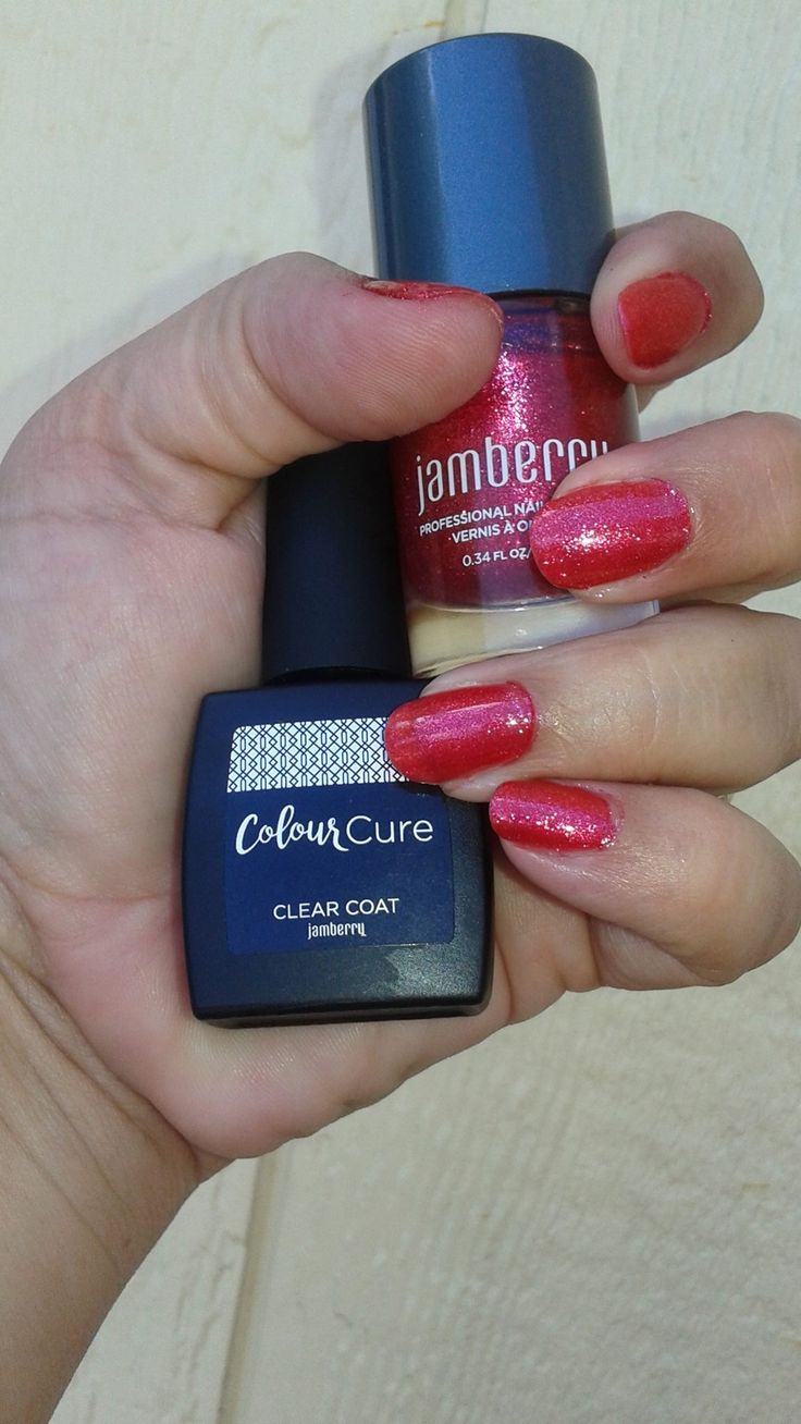 Colour therapy for beauty - Apply Clear Colour Cure Over Lacquer Or Wraps For Extra Durability