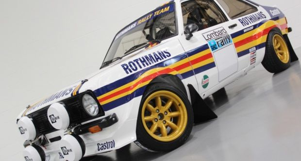 1980 Ford Escort - MKII Groupe 4 Moteur Pinto | Classic Driver Market