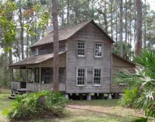 vintage florida  cracker houses | old florida