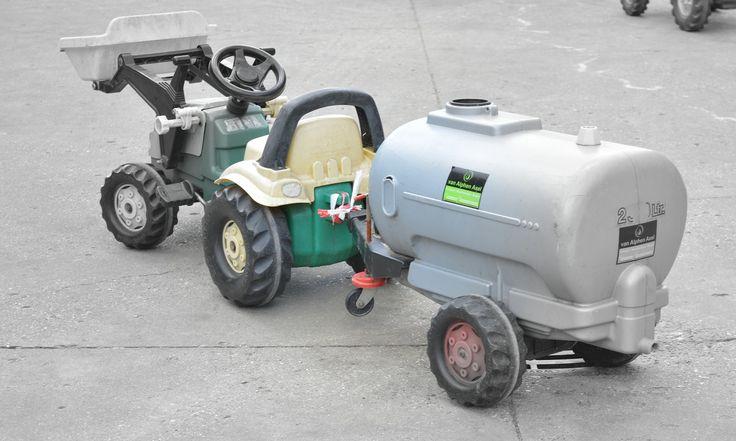 Het vervoermiddel van de kleine boer