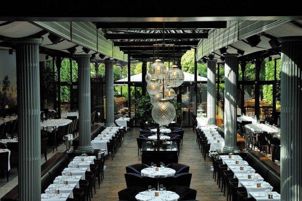Restaurant La Gare, un restaurant atypique au décor cosy bâti... sur les anciennes voies et quais du petit train de la petite ceinture parisienne.