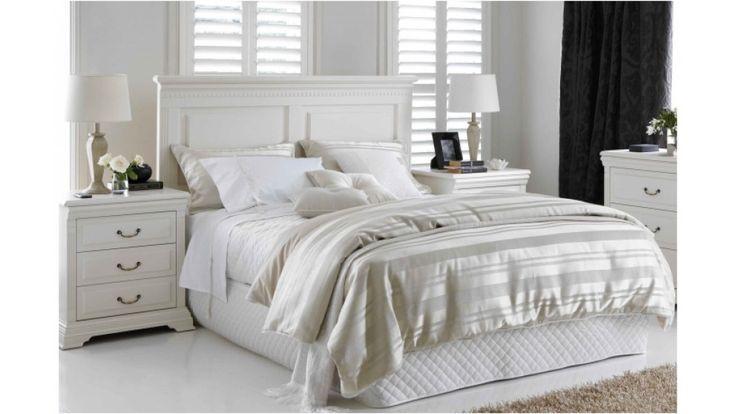 Victoria 4 Piece Queen Bedroom Suite Bedroom Furniture