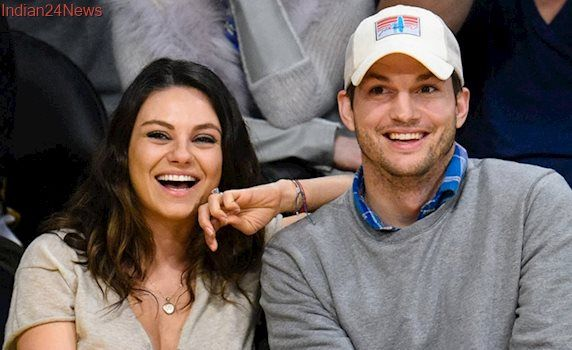 Ashton Kutcher says Mila Kunis was upset with him