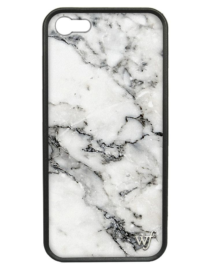 Wildflower Marble iPhone 5/5s Case