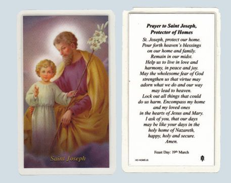 Image result for st joseph prayer to sell house