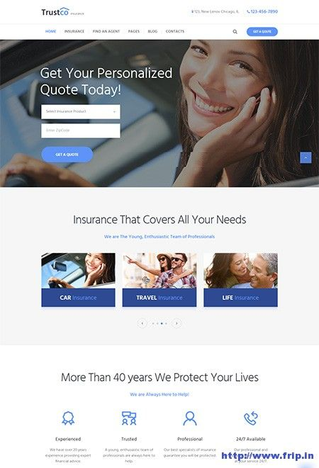 15+ Best WordPress #Insurance Themes For Insurance Agency 2016  http://www.frip.in/insurance-wordpress-themes/